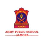 Army Public School Almora logo