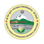 Sri Dev Suman University logo