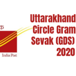 Uttarakhand GDS Result 2020 announced